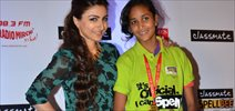 Soha Ali Khan At Classmate Spellbee Media Meet
