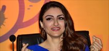 Soha Ali Khan at Education Boutique 2014 launch