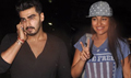 Sonakshi And Arjun Snapped At PVR