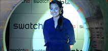 Sonakshi Sinha At Swatch New Collection Launch