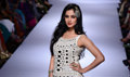 Sonal Chauhan walks for Purvi Doshi at LFW 2014