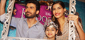 Sonam & Fawad visit Viveana Mall for Khoobsurat promotions