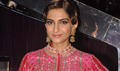Sonam On The Sets Of Jhalak