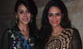 Hrishita Bhatt, Mona Singh And Others At The Special Screening of 'Zed Plus'
