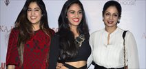 Sridevi And Others At Absolut Elix And Anushka Rajan Fashion Event