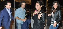 Stars leave for IIFA 2014 - Day 1