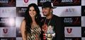 Sunny Leone & Yo Yo Honey Singh shoot for 'Ragini MMS2'