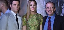 James Marsden & Michelle Monaghan Grace India Premiere of 'The Best of Me'