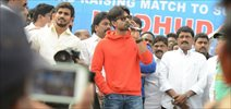 Tollywood Stars Cricket for Hudhud Victims