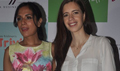 Richa And Kalki Launch Their Play Trivial Disasters