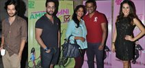 Vir Das's Film Amit Sahni Ki List Screening At Lightbox