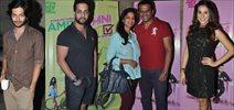 Vir Das's Film Amit Sahni Ki List Screening At Lightbox