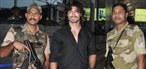 Vidyut Jamwal Snapped At Domestic Airport