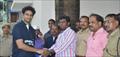 Dikkulu Choodaku Ramayya Team helps Hudhud Victims