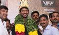 Vishal Birthday Celebration at Poojai Press Meet