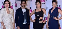 Kajol, Parineeti, Sidharth, Shilpa And Many More At Vogue Beauty Awards