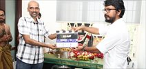 YATCHAN Movie Pooja Stills