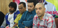Yevadu Team Success Tour in Vijayawada