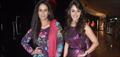 Mona Singh And Hrishitha Bhatt At Zed Plus Film Launch
