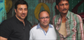 Sunny Deol At Zed Plus Promotions
