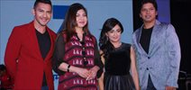 Zee's Cconcert With Monali Thakur And Shaan