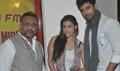 Starcast Of Zid At Radio Mirchi Mumbai