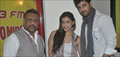 Starcast Of Zid At Radio Mirchi Mumbai