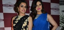 Zarine Khan at Zulekha J Shariff's Collection Launch