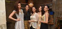 Celebs at Roshni Chopra's label launch