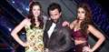 Promotion of film 'Happy Ending' on the sets of India's Raw Star