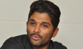 Allu Arjun and Trivikram Interview Photos