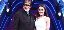 Amitabh Bachchan And Shraddha Kapoor In Aaj Ki Raat Hai Zindagi
