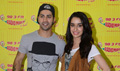 Varun Dhawan and Shraddha Kapoor at Radio Mirchi