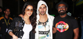 Varun, Shraddha & Remo return from Indore ABCD 2 promotions