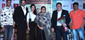 Abhishek, Asin And Rishi Kapoor At All Is Well Promotions In Delhi