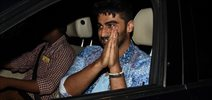 Arjun Kapoor Snapped Post His Meeting With Balki For Ki & Ka