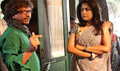 Appavum Veenjum Movie Working Stills