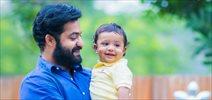 Junior NTR's son - Abhay Ram First Look Pics