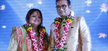 Singer Abhijeet's Wedding Anniversary Bash