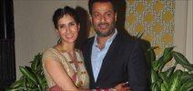 Abhishek Kapoor & Pragya Yadav Wedding At Isckon Temple
