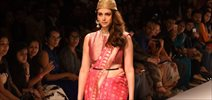 Aditi Rao Hydari Walks For Ritu Kumar At LFW 2015