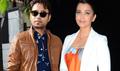 Aishwarya Rai And Irfan Khan Snapped At Jazbaa Promotions