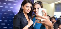 Aishwarya Rai At Longines Store Launch In Delhi