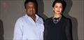 Aishwarya And Sanjay Gupta At Jazbaa Promotions