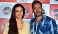 Ajay Devgn & Tabu promote 'Drishyam' on Radio