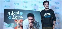 Akhil Akkineni at PETA Event Photos