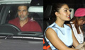 Akshay, Jacqueline And Others Grace Brothers Screening