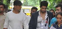 Akshay & Sidharth Malhotra Promote Brothers