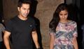 Alia & Varun Snapped Post OK Kanmani Screening