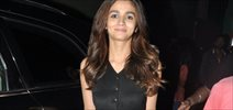 Alia Bhatt Snapped At Mehboob Studio
